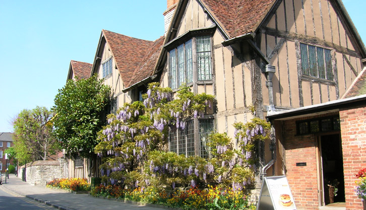 Hall's Croft - Shakespeare's Daughter's Home